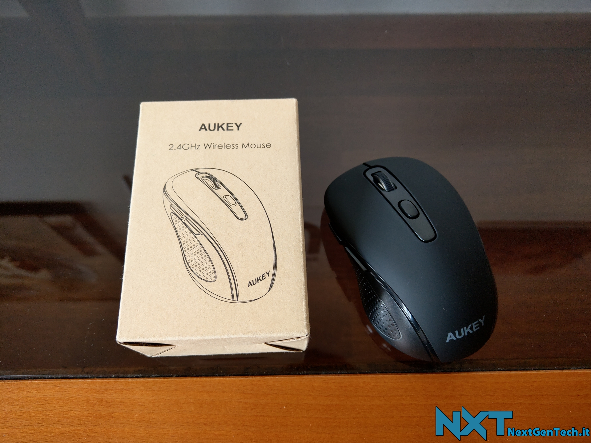 Aukey Mouse wireless mini (1)