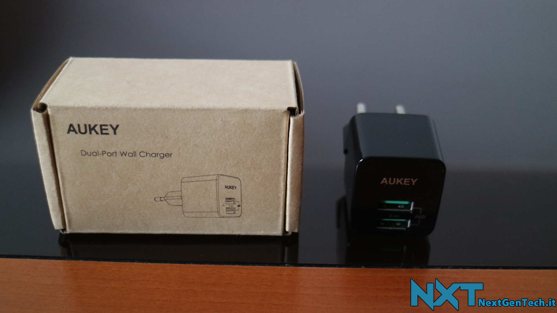 Dual Port Wall Charger (1)
