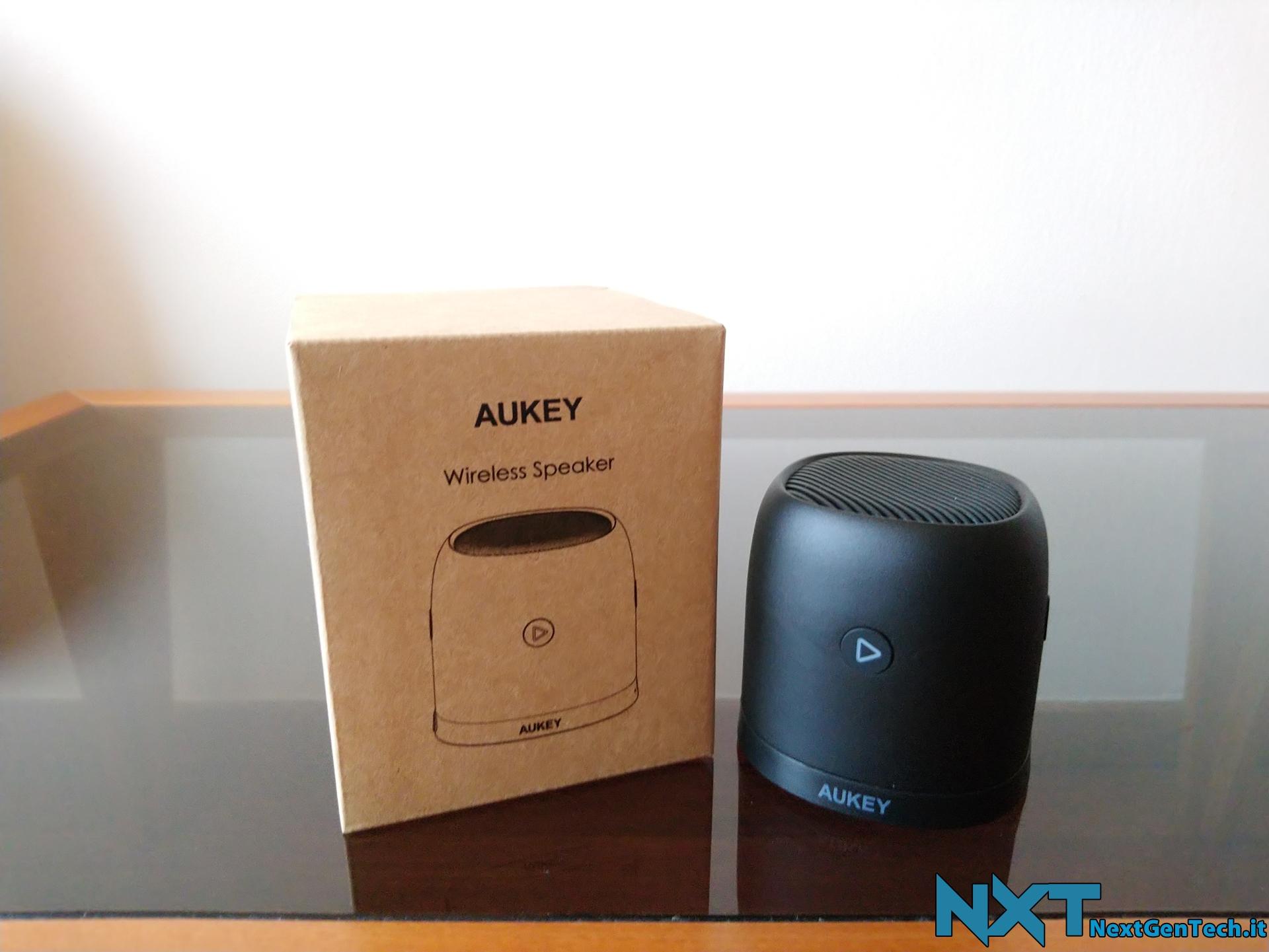 Aukey Mini Altoparlante Bluetooth (1)