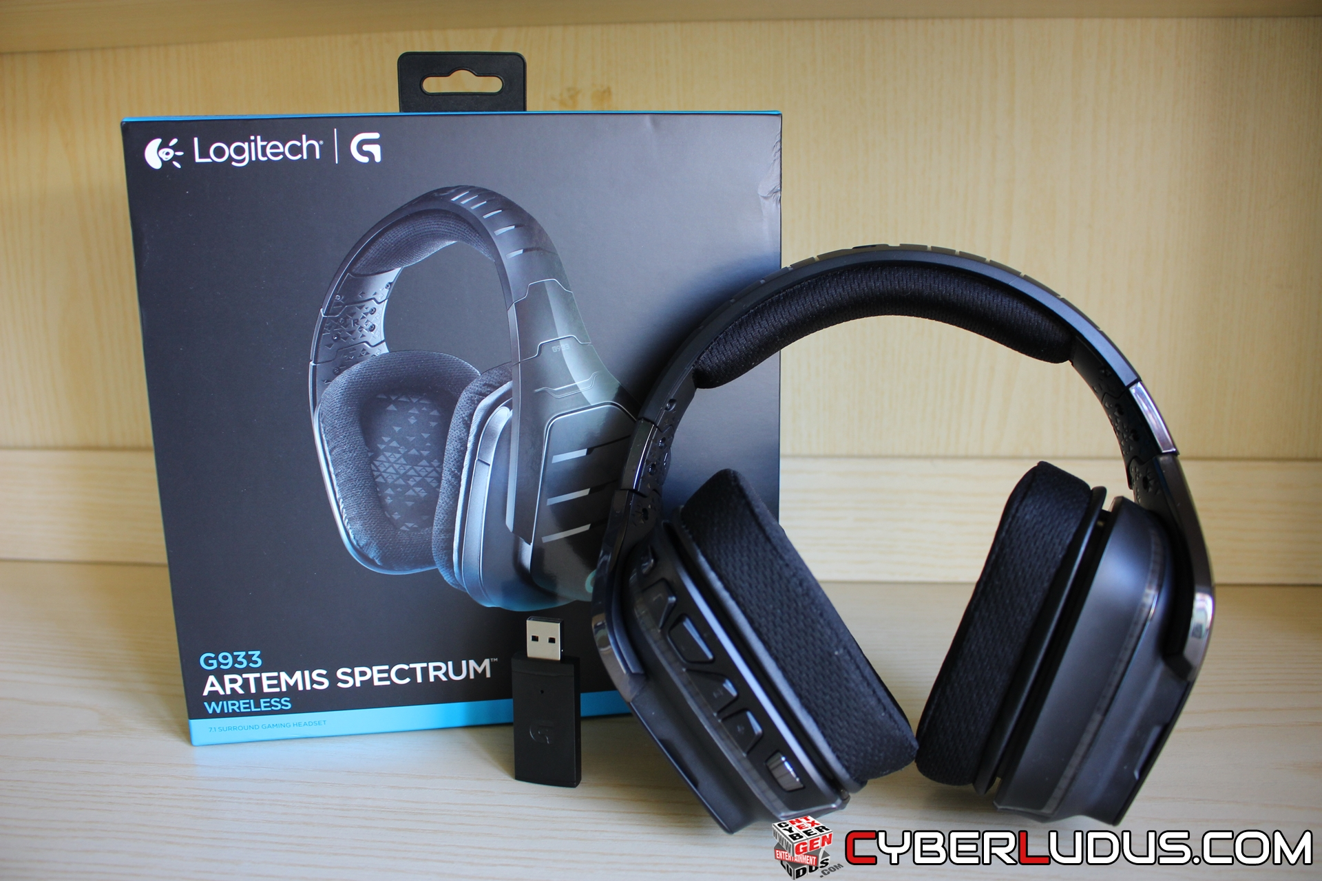 Logitech G933 Artemis Spectrum - Recensione | NextGenTech it