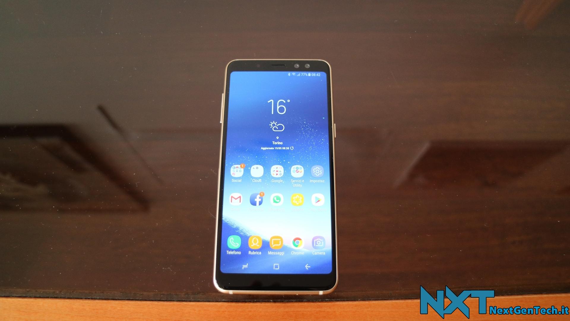 Samsung Galaxy A8 (3)
