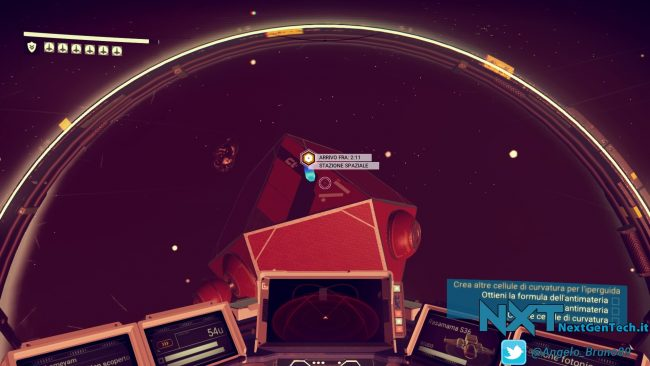 Ecco una Stazione Spaziale. Ce n'è una per ogni sistema solare