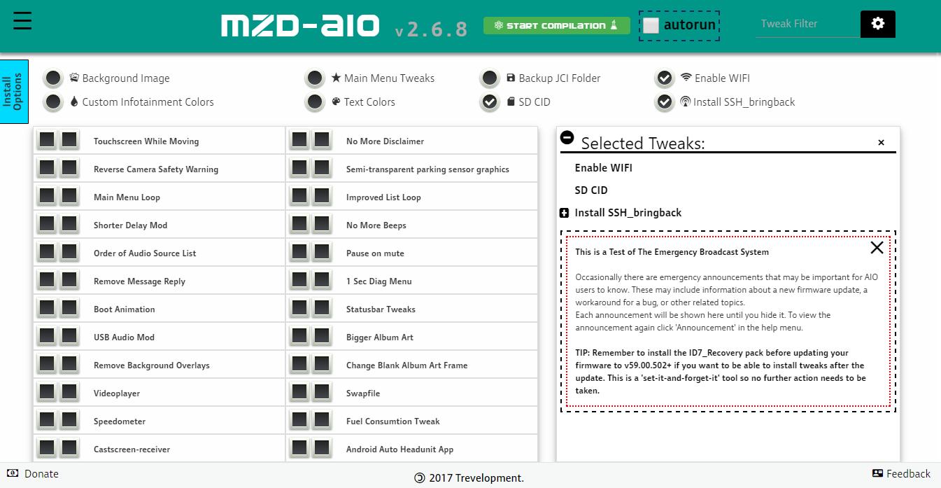 MZD Connect: Tweak - Ecco i migliori tweak per Mazda